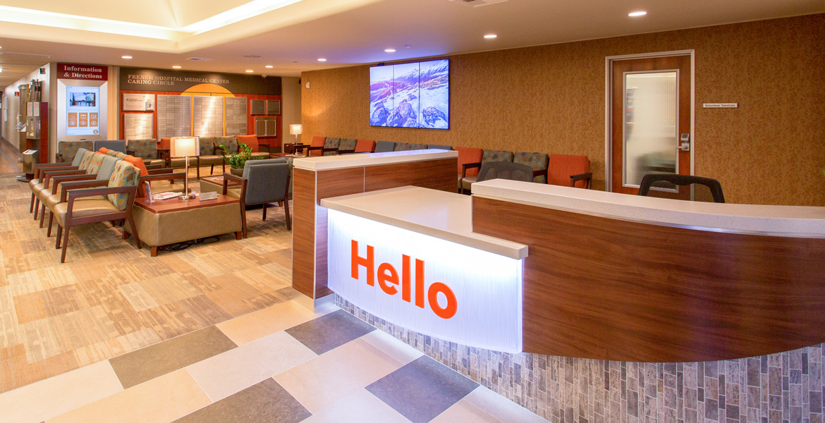 San Luis Obispo Dignity Health Hospital Photography - Studio 101 West Photography