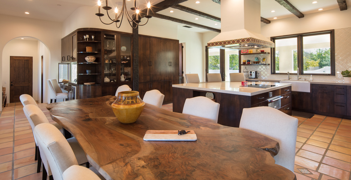 Paso Robles First-Class Kitchen Design Photography - Studio 101 West Photography