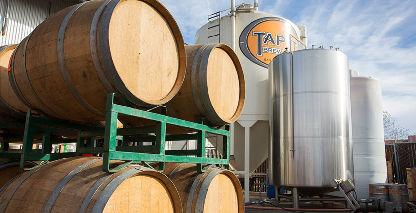 San Luis Obispo Brewery - TapIt Brew Photography - Studio 101 West Photography