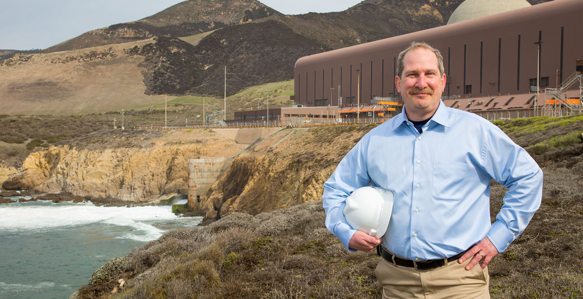 Diablo Canyon PG&E Business Photography - Studio 101 West Photography