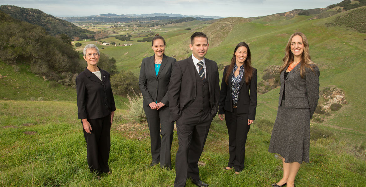 Central Coast Business Staff Outdoor Portrait Photography - Studio 101 West Photography