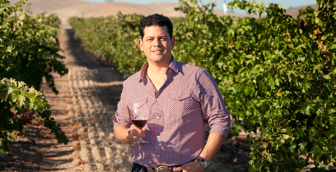 Paso Robles Winemakers Portrait Photography - Studio 101 West Photography
