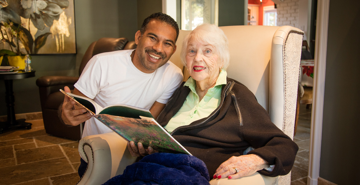 San Luis Obispo Assisted Living Marketing Photographer - Studio 101 West Photography